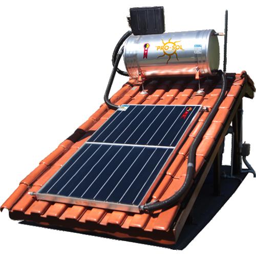 Aquecedor Solar Acoplado Prosol 200 Litros
